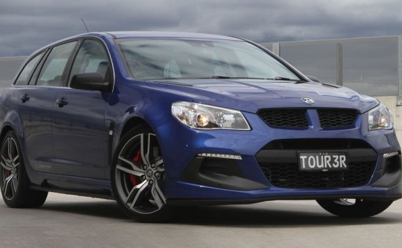 2015 HSV Clubsport LSA and