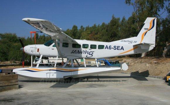 Seawings A6-SEA aircraft at
