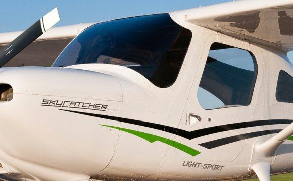 The Sport Pilot license allows