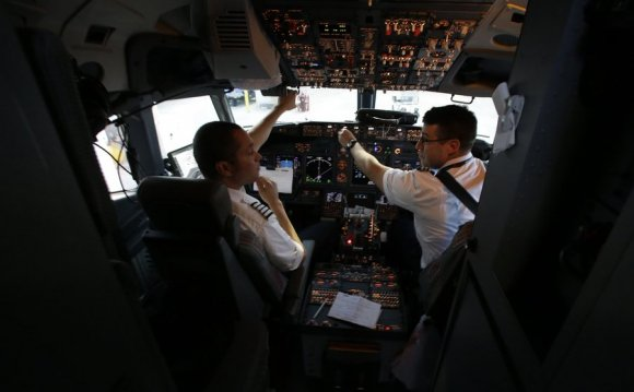 A Southwest Airlines pilot and