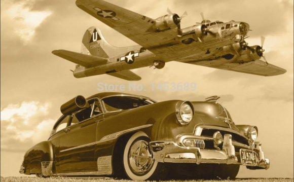 Custom Aircraft & automotive