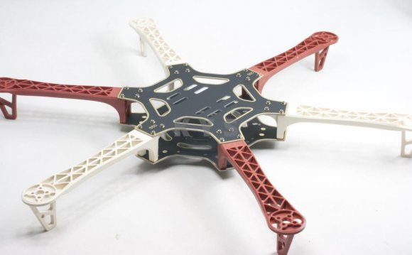 HJ 550 F550 GF RC Hexacopter