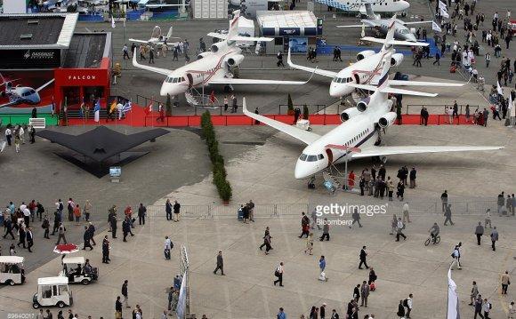 Dassault Aviation airplanes