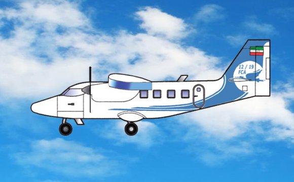 12-19 Seater Aircraft