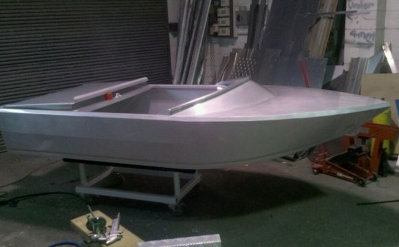 Home Built Jet Dinghy s from