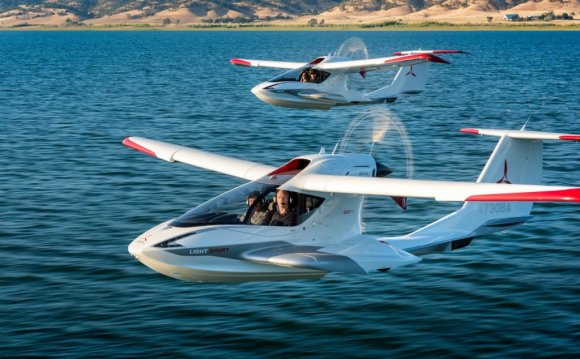 ICON A5: Brilliant aircraft