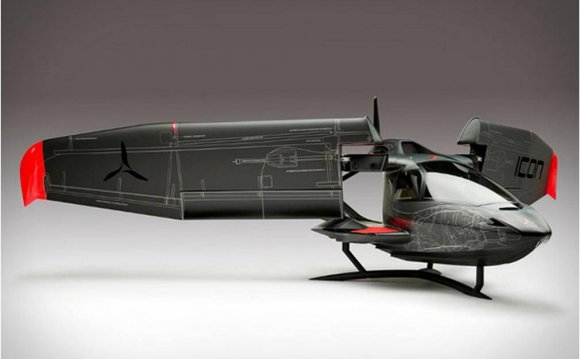 ICON Aircraft – A5 Systems