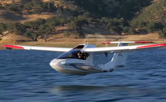 ICON Aircraft to Deliver First