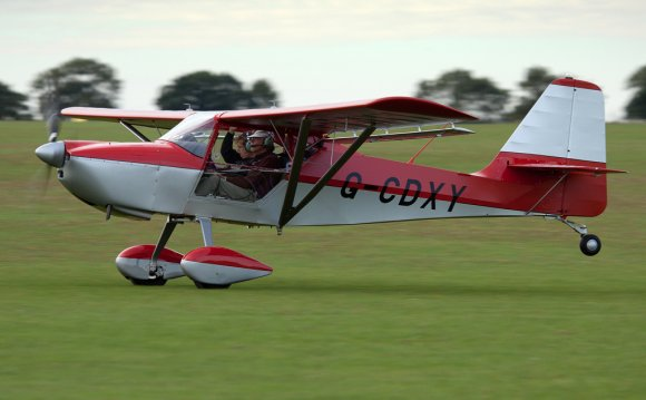 Kitfox Airplanes 7
