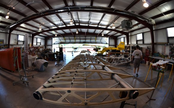 Kitfox LSA: New Wing & New