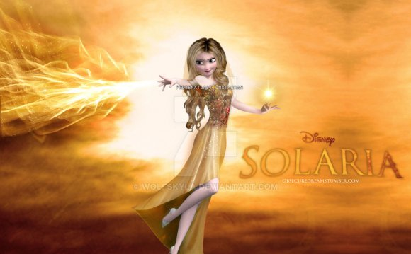 Light Elsa: Solaria by