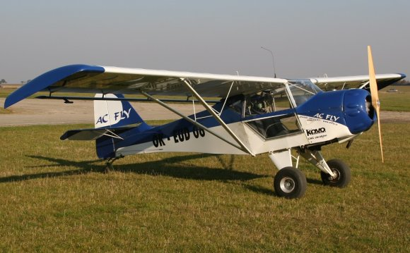 Aeropro Kit Fox aircraft