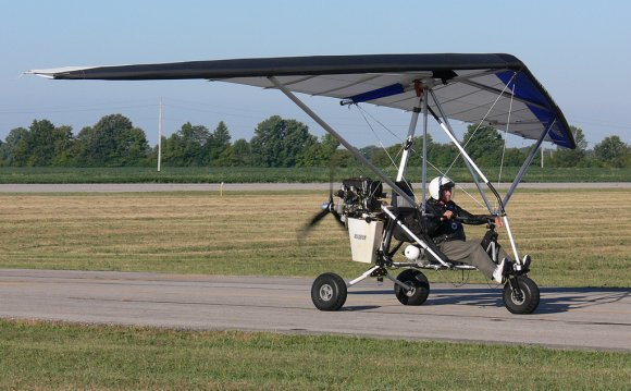 Sabre Trike aircraft picture