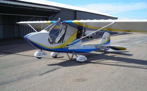 Challenger 1 ultralight