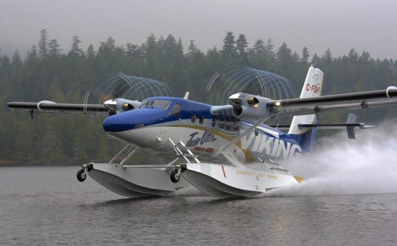 Amphibious aircraft to