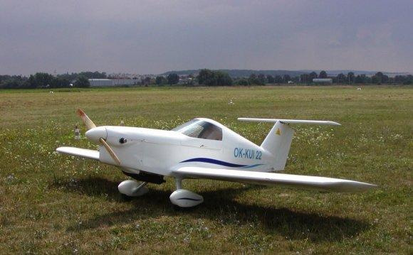 Amateur built aircraft