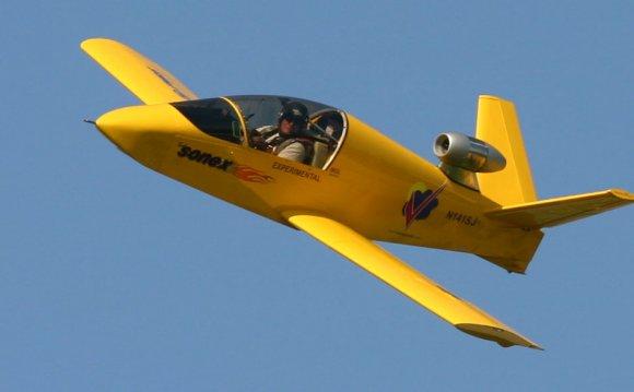 A 3-ship Sonex Aircraft