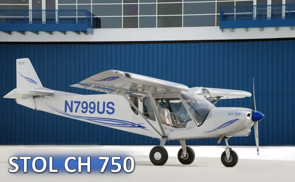 Zenith Aircraft Company CH750