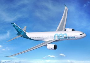 Airbus' A330neo, a new take on an old design, effectively replaces its all-new A350-800 XWB.