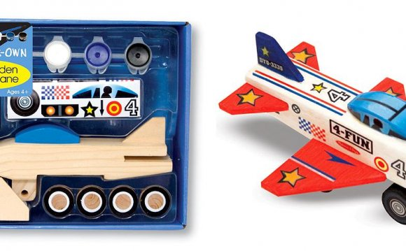 Build your own jet plane