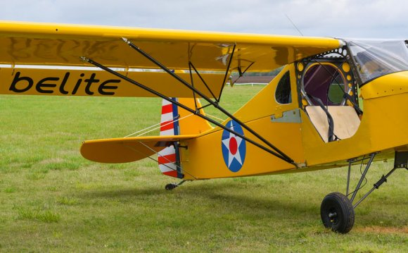 Affordable ultralight aircraft