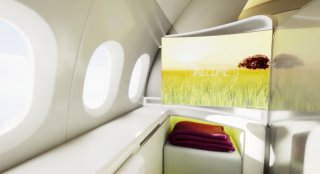 Boeing Wants to Turn the Interiors of Its Planes Into Giant Screens