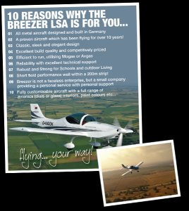 Breezer aircraft UK