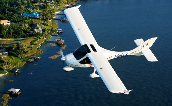 CTLS Light Sport Aircraft