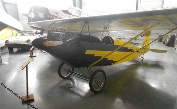 Homebuilt Airplanes