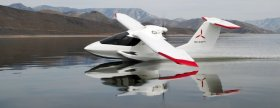 ICON A5 Amphibious Aircraft Has Automative Lotus Interior Design and You Want It