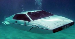 Lotus Esprit Sub Spy Who Loved Me 1977