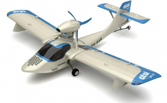 New Amphibious aircraft - Sport Planes