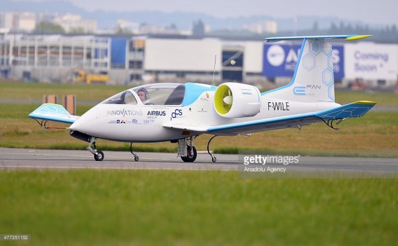 Electric Light Aircraft