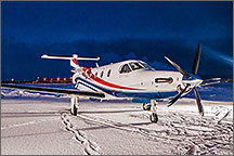 Photo of used Pilatus PC-12 aircraft for sale by Finnoff Aviation