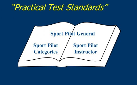 Sport Pilot knowledge test