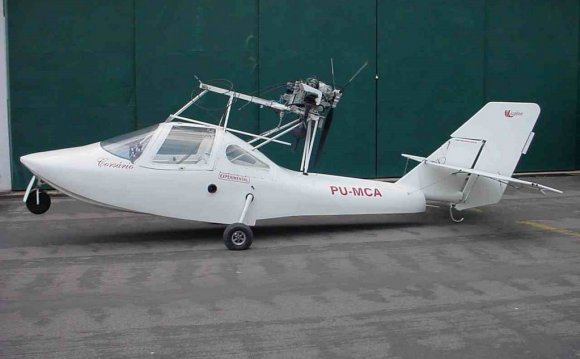 Ultralight Amphibious aircraft