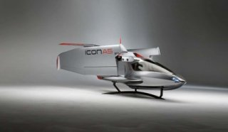 The A5 Amphibious Sports Aircraft is the first light sports plane designed and manufactured by Icon Aircraft.
