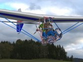 New ultralight aircraft
