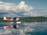 Small float plane