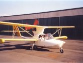 Ultralight amphibian aircraft