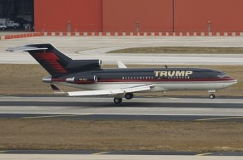 trump2 in Top 10 private jets Billionaires unlashed