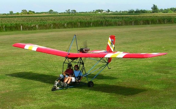 Ultralight aircraft Laws