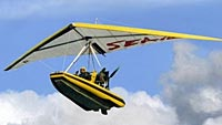 Ultralight Flying Boat