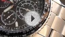 2S Time : SEIKO SND253P1 Flightmaster Pilot Slide Rule