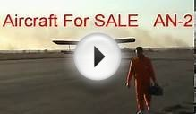 AN-2 Aircraft For Sale or on an exchange