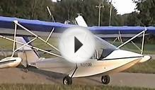 Aventura Ultralight Amphibious Flying