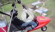 Beaver SS ultralight aircraft- Part 1