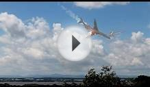 Commercial Jet & Small Aircraft Collide