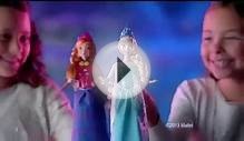 Disney Princess - Anna & Elsa Light Up Dolls - Mattel