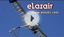 Electric Powered Ultralight Aircraft, ELazair Twin Engine